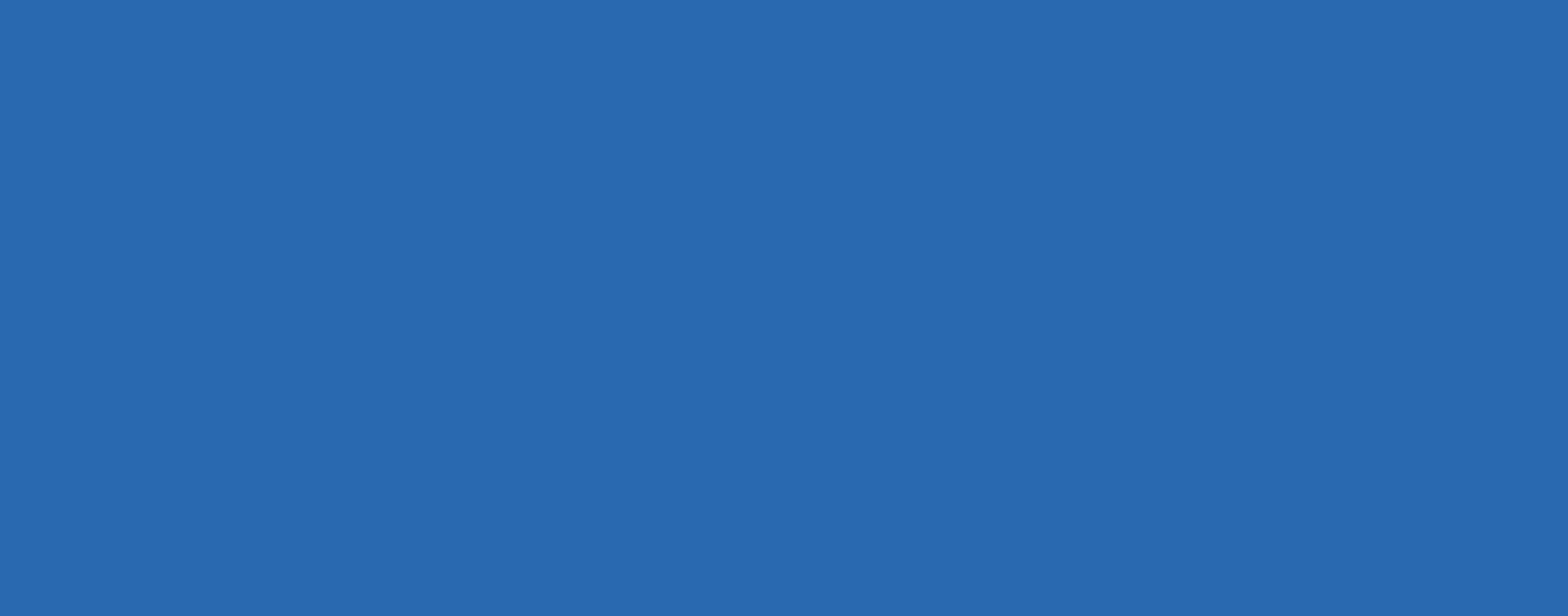 bleu d'écran