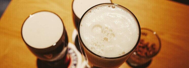 beaucoup de bière